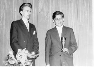 1956 Friðrik og Bent Larsen