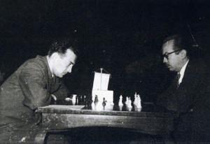 Reshevsky vann góðan sigur ásamt Korchnoi.